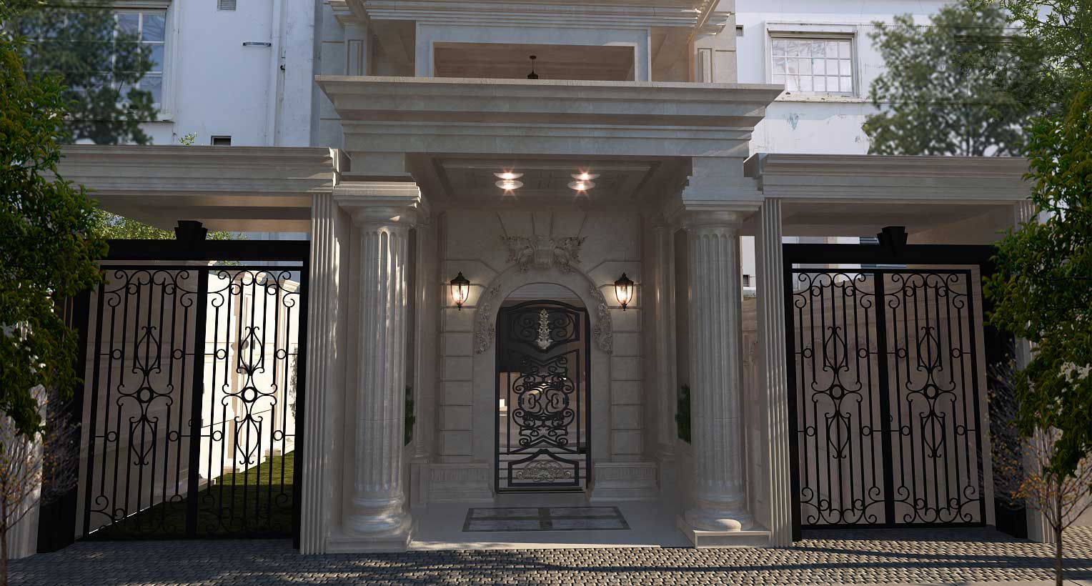 گروه معماری سعیدیان