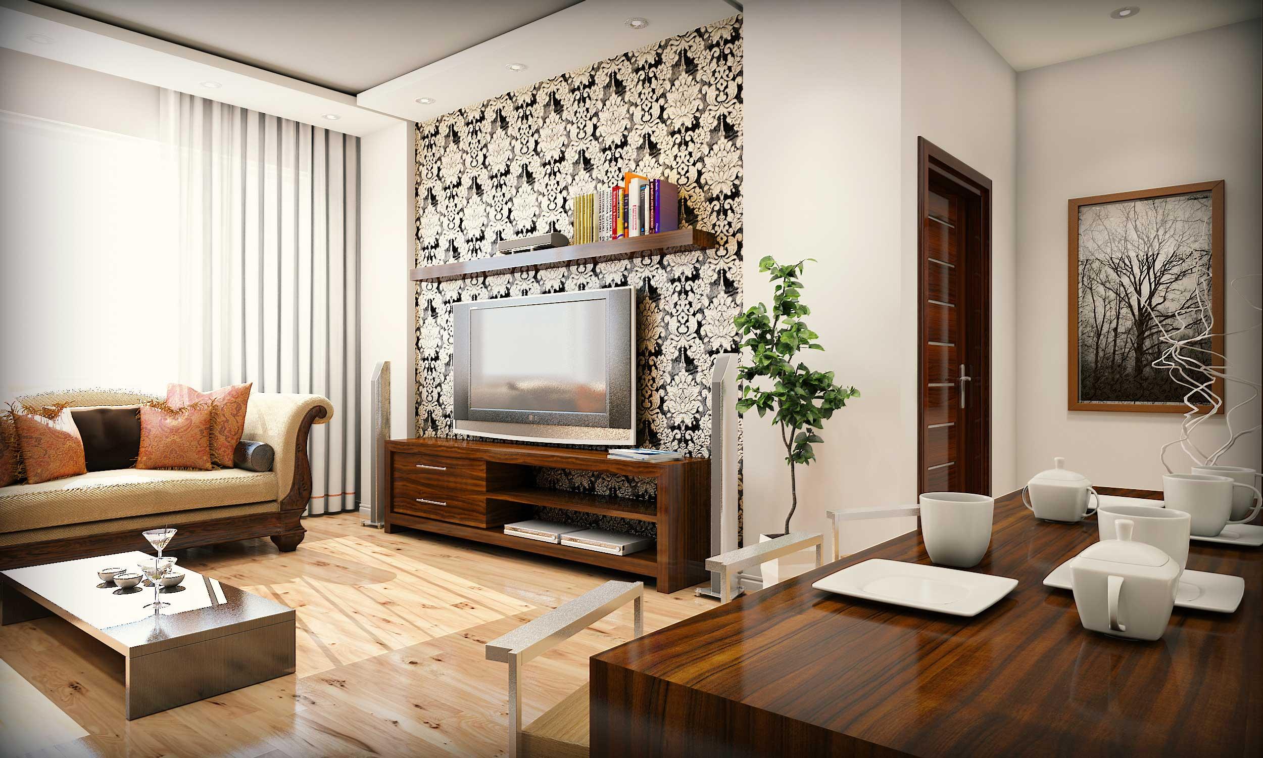 معماری داخلی منزل