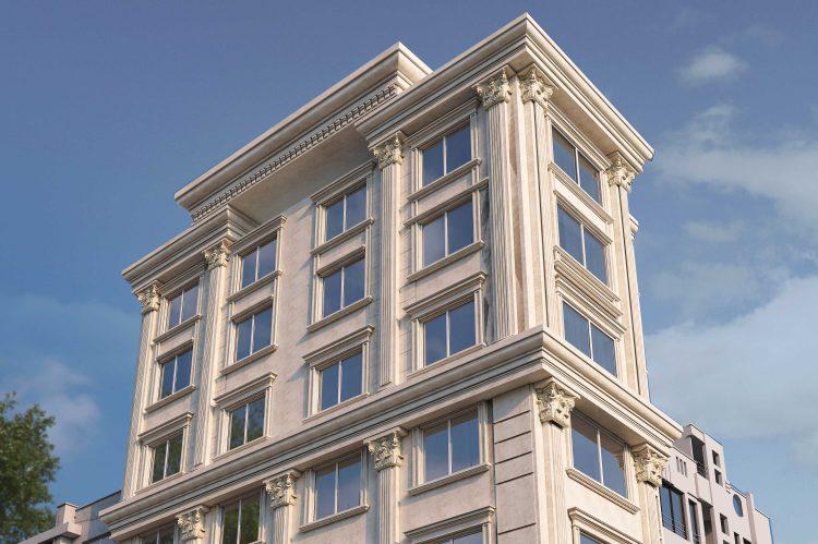 ساختمان کلاسیک