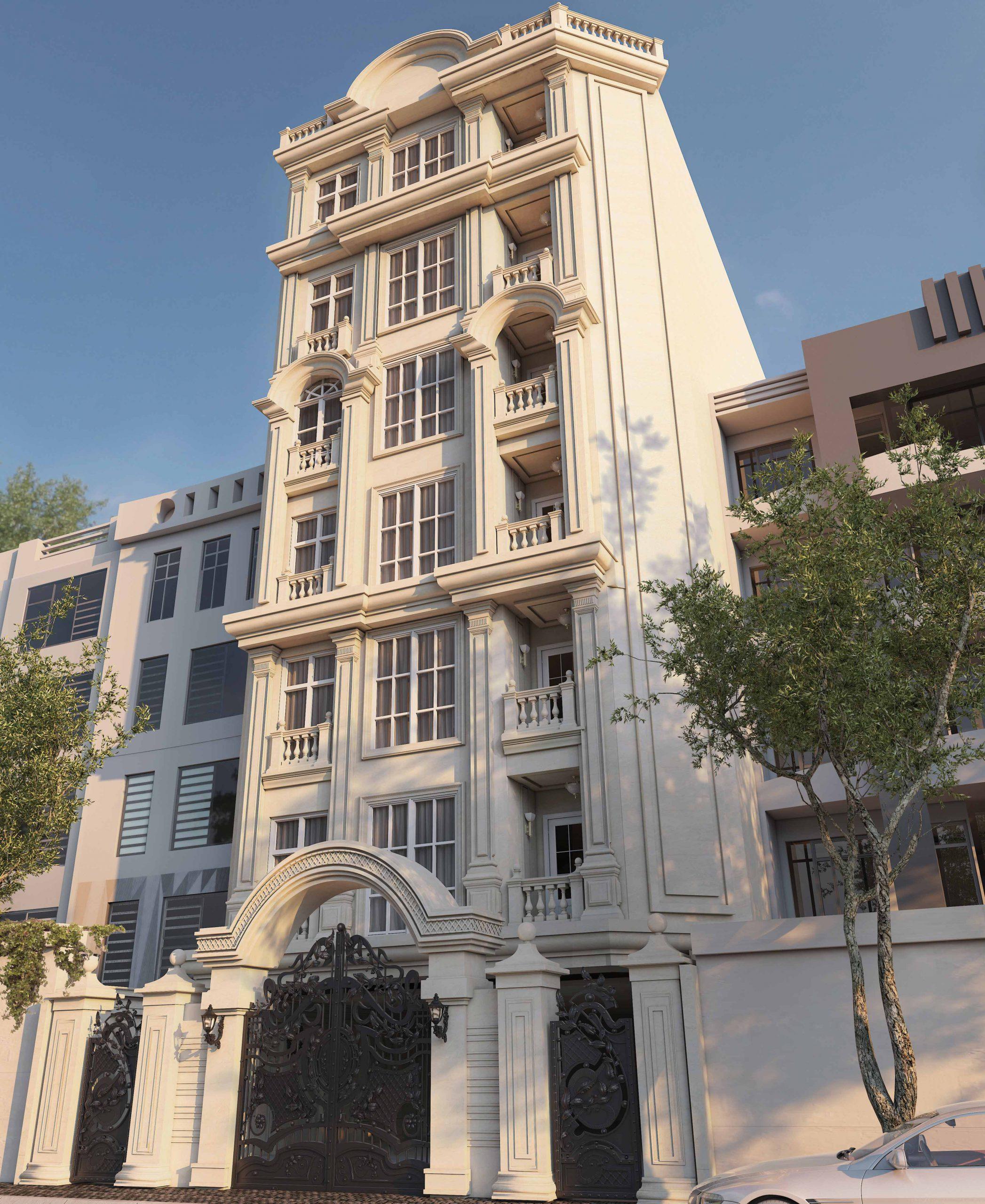 شرکت طراحی نما در مشهد