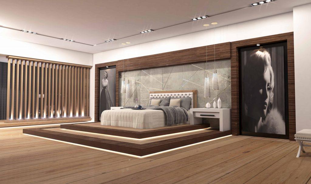 سبک های طراحی دکوراسیون اتاق خواب